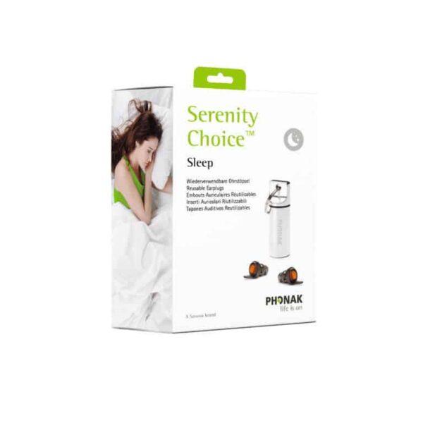 Protection auditives Serenity Choice Sleep