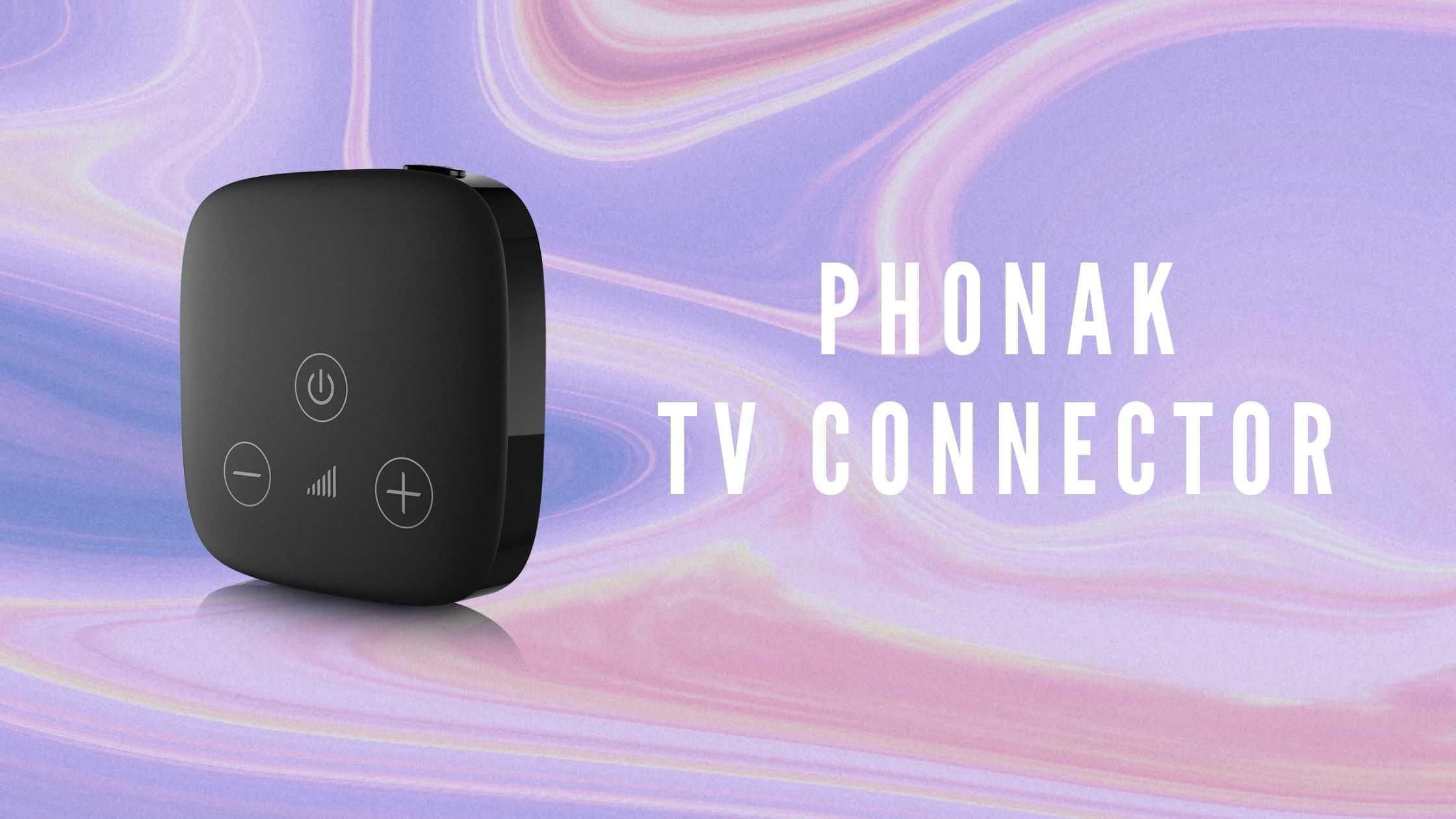 Phonak TV Connector